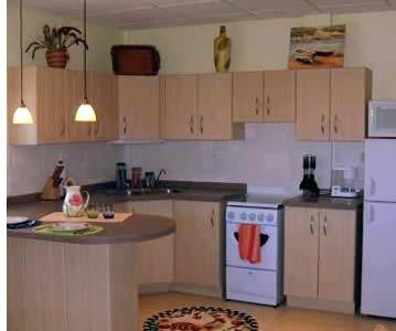 Cucina a Bocas Island Condos