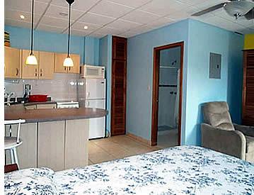 Gli appartamenti Bocas Island hanno tutto cio' di cui avete bisogno.