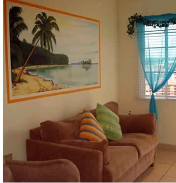 Soggiorno a Bocas Island Condos